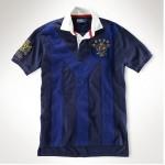 Camisa Polo Azul Escuro Ralph Lauren - Cod 0068